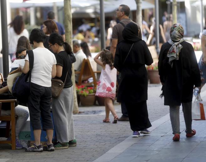 El califato del lujo madrileño