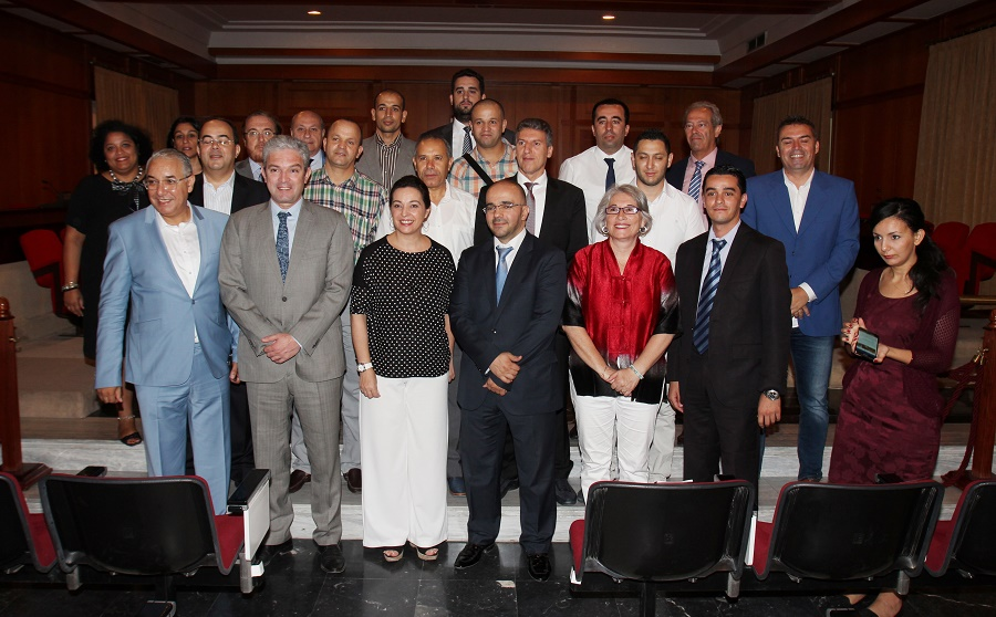 Algerian delegation visits Cordoba on commercial mission