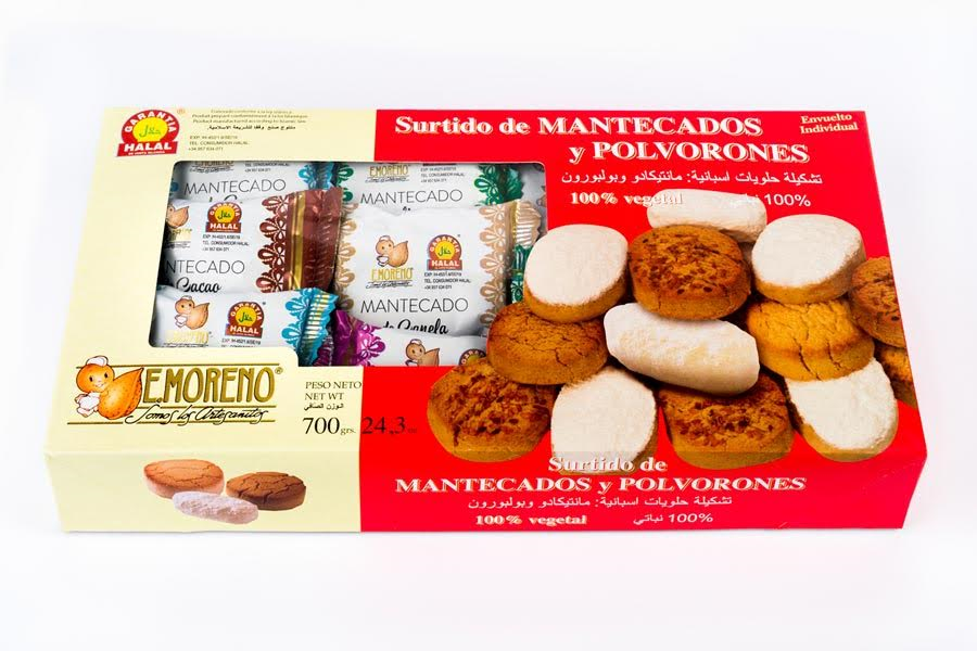 E.Moreno, cakes and shortbreads without frontiers