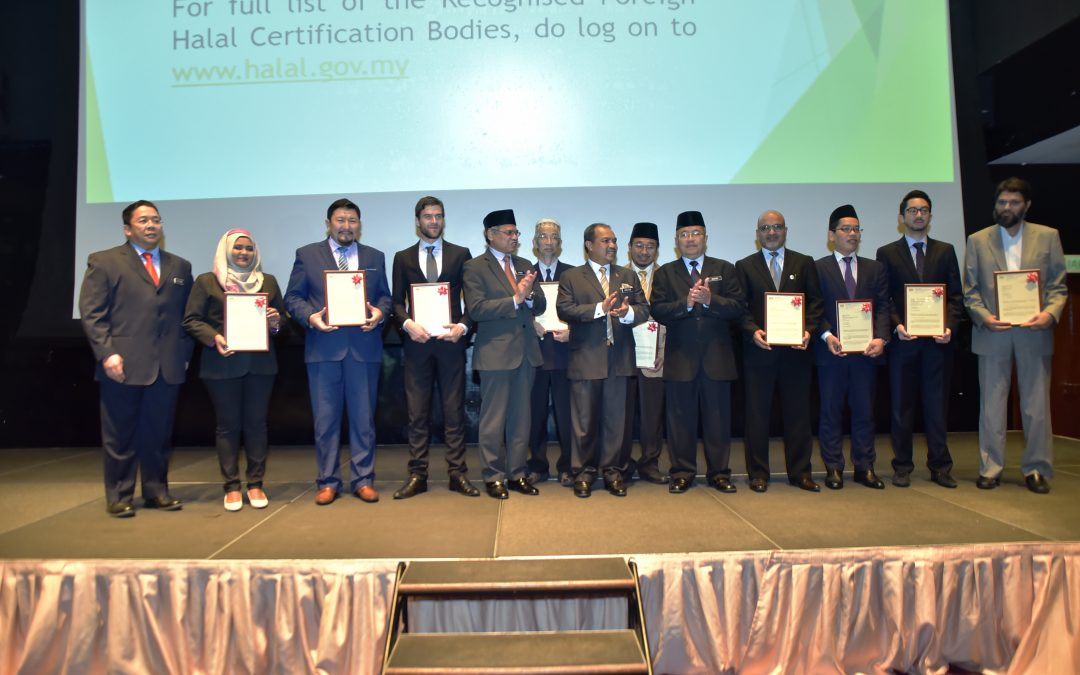 Spanish companies certified by the Halal Institute will be able to export to Malaysia