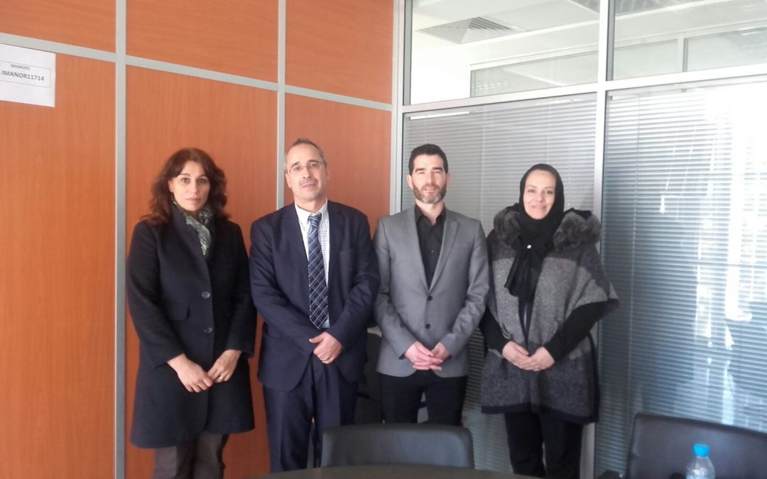 The Halal Institute and IMANOR meet in Rabat
