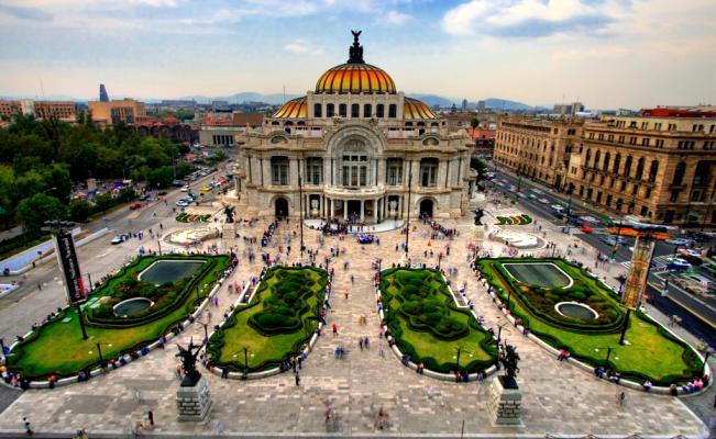 Próxima oficina exterior del Instituto Halal en México
