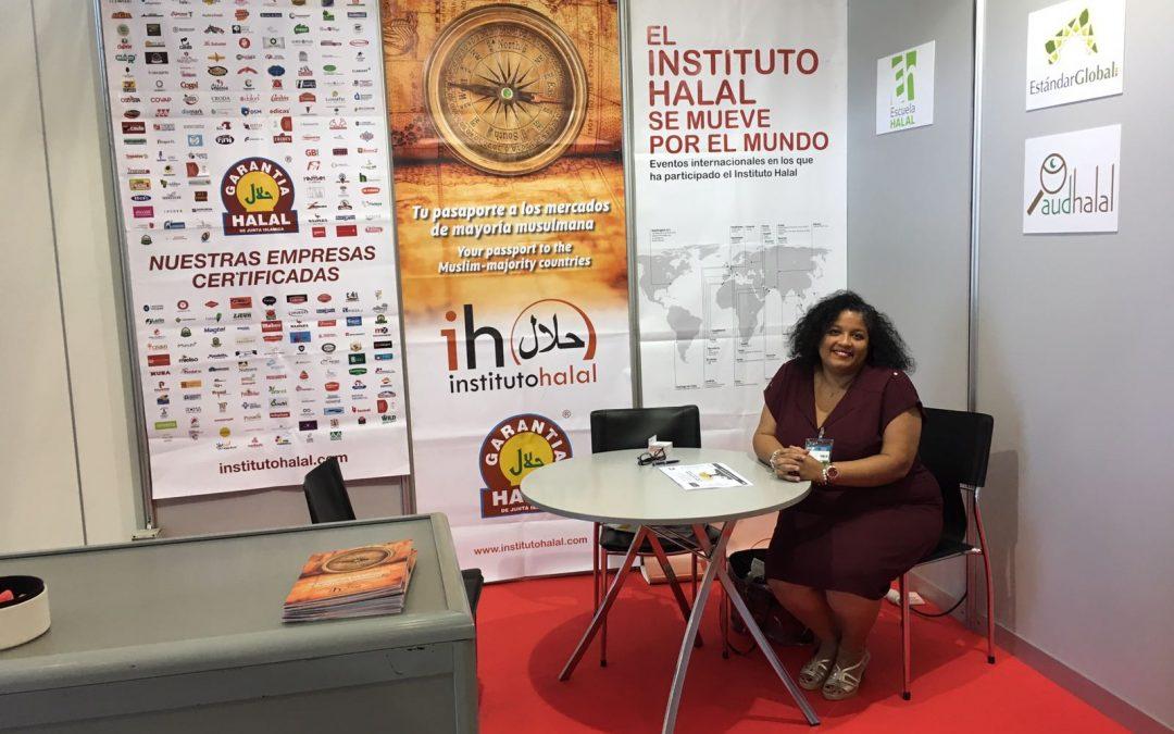 El Instituto Halal participa en la feria internacional de negocios e inversiones IMEX de Valencia