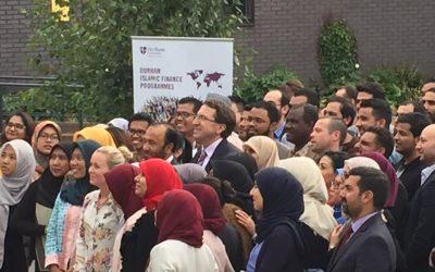 El Instituto Halal participó en el Seminario de Verano de la Escuela de Finanzas de Durham (DIFSS)
