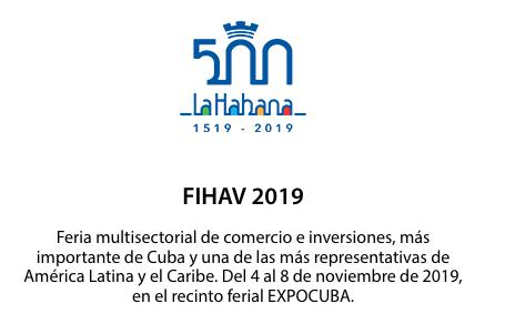 Instituto Halal asiste a FIHAV la Feria Internacional de La Habana.