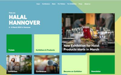 Ponentes en la I Feria Halal de Hannover