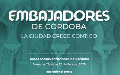 Instituto Halal presente en el evento Embajadores de Córdoba