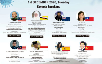 KAIB ONLINE 2020- ONLINE BORNEO ISLAMIC INTERNATIONAL CONFERENCE