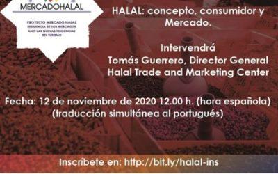 Webinars para la Adaptabilidad de las PYMES hacia el Mercado Halal