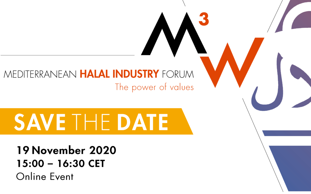Evento online III Foro de la Industrial Halal del Mediterráneo