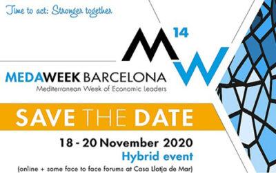Intervención de Isabel Romero en III Foro de la Industrial Halal del Mediterráneo- MedaWeek Barcelona 2020