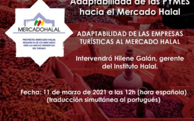 WEBINAR MERCADO HALAL: Adaptabilidad de las Empresas Turísticas al Mercado Halal