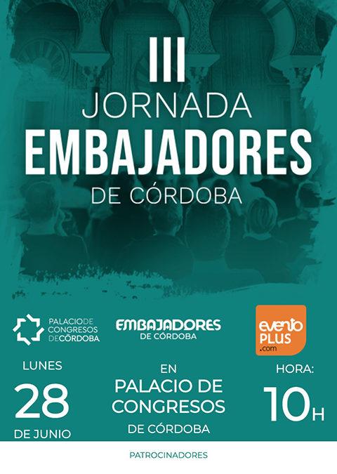 III Jornada Embajadores de Córdoba
